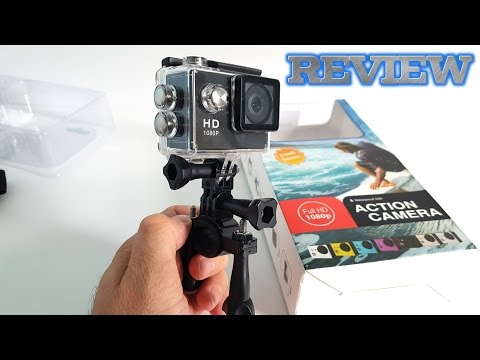 A9 1080P Action Camera REVIEW – A $30 Action Camera!