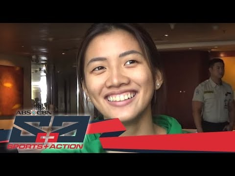 JUST ASK: Kim Kianna Dy of DLSU Lady Spikers  | Sports and Action Exclusives