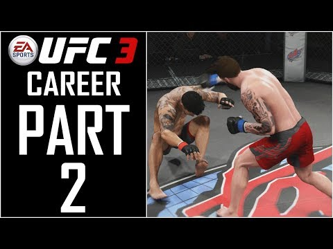 "EA Sports UFC 3 – Career – Let's Play – Part 2 – ""World Fighting Alliance"""