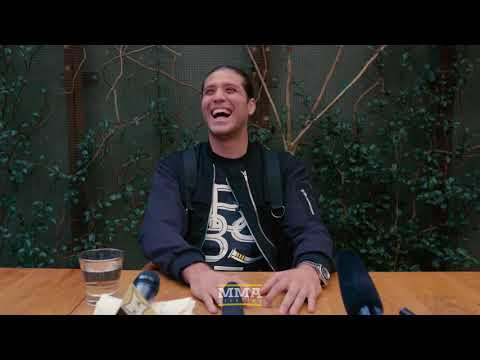 UFC 222: Brian Ortega Media Lunch – MMA Fighting