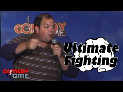 Ultimate Fighting – Comedy Time