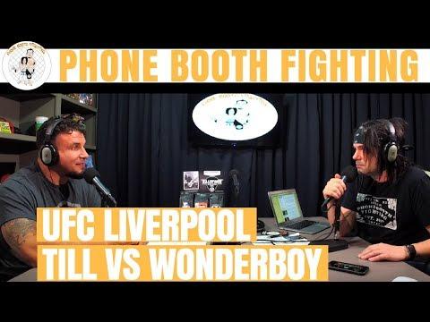 Frank Mir Previews Darren Till vs Stephen Thompson | Phone Booth Fighting