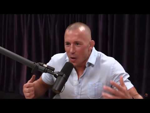 "GSP – ""I HATE FIGHTING"" – Joe Rogan Podcast"
