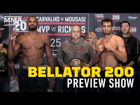 Bellator 200 Preview Show with James Gallagher – MMA Fighting
