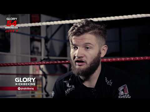 A Family Affair: Sugden fighting family prepare Bailey for GLORY 54 BIRMINGHAM