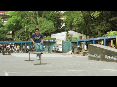 PASIG EXTREME SPORTS FESTIVAL 2018 SCOOT COVER