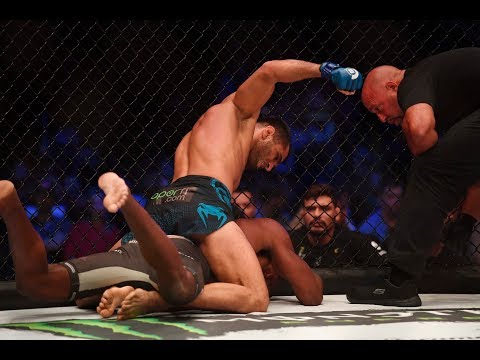 Bellator 200 Highlights: Gegard Mousasi Knocks Out Rafael Carvalho – MMA Fighting
