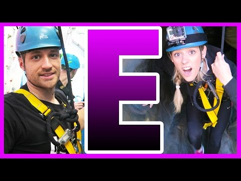 EXTREME SPORTS | ALPHABET DATING!