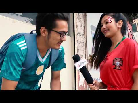 WorldCup 2018 Fan Club  || VJ Jaina Kunwar || Action Sports