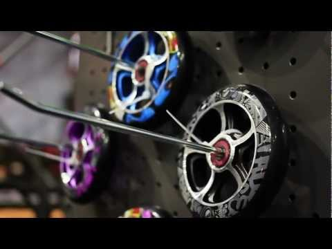 MADD Gear Action Sports at ISPO 2013