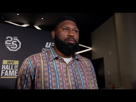 Curtis Blaydes: 'I Wasn't Expecting' To Be Among Top Heavyweights 'So Soon' – MMA Fighting