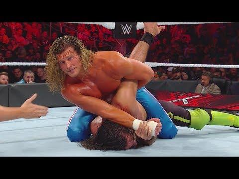 Iron Man Seth Rollins vs Dolph Ziggler –  WWE Extreme Rules 2018
