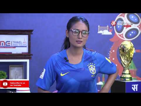 Kick Off with Deeya Maskey & Ankur Neupane || Action Sports || Action Sports