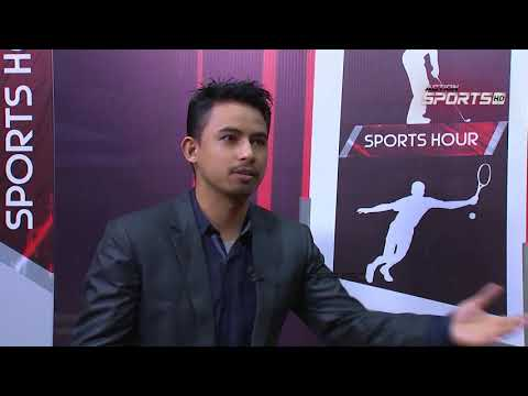Sports Hour With  Megh Raj K.C   || Action Sports