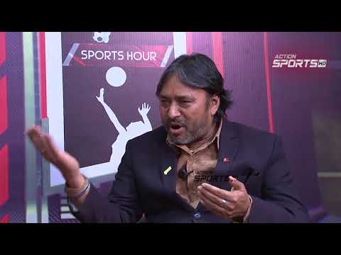 Sports Hour With Ramji Bahadur Shrestha || Action Sports