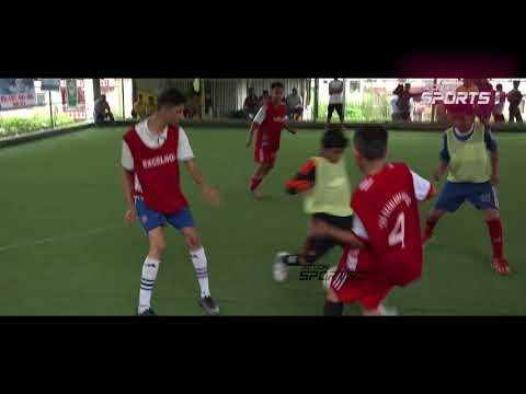 Sports Coverage  inter school junior futsal tournament-2075|| Action Sports