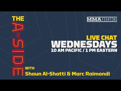 Live Chat: Khabib vs. McGregor, UFC 227 PPV Buys, Backup Fighters – MMA Fighting