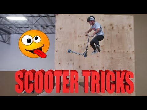 INSANE KID FLIPS SCOOTER! (EXTREME SPORTS)