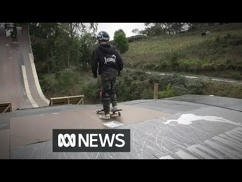 Skateboarder Keefer Wilson, 11,  to be X Games' youngest competitor