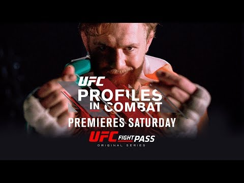 UFC Profiles in Combat: Conor McGregor – Preview