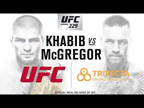 UFC 229: Trifecta – Golden Ticket VIP Sweepstakes