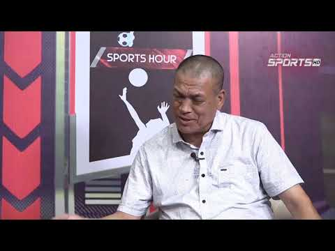 Sports Hour With ashok bajracharya   Action Sports