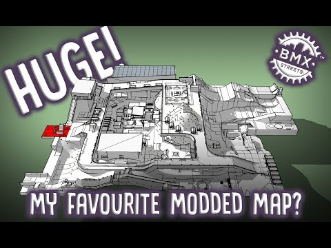 This Map Is So Good! Action Sports Campus Mod