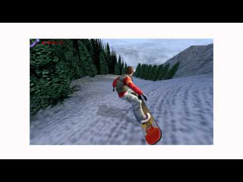 Sega Extreme Sports – Stryn Hard (Dreamcast) HD Gameplay 2