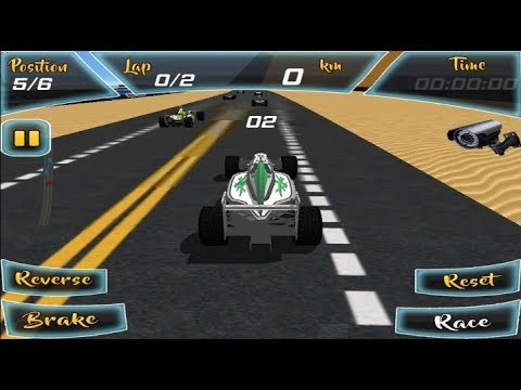 Real Formula Racing – Extreme Sports Racing Car Games – Android Gameplay FHD