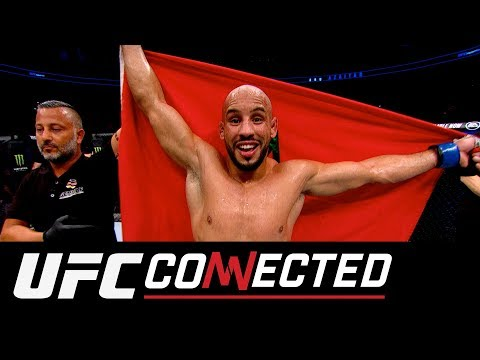 UFC Connected: Episode 10 – Mirsad Bektic, Abu Azaitar, Fight Night Hamburg