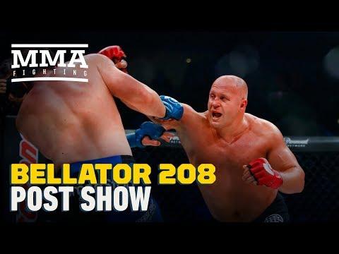 Bellator 208 Post-Fight Show – MMA Fighting