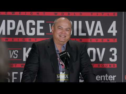 Bellator 206 Post-Fight Press Conference – MMA Fighting