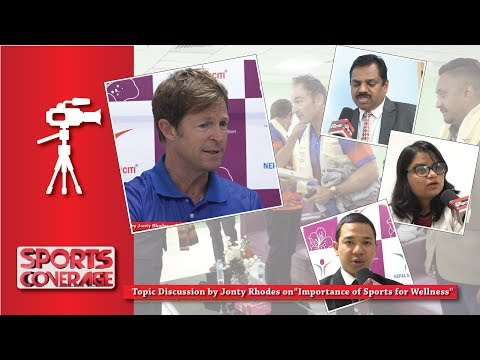 Topic Discussion  By Jonty Rhodes Sports Coverage || Action Sports