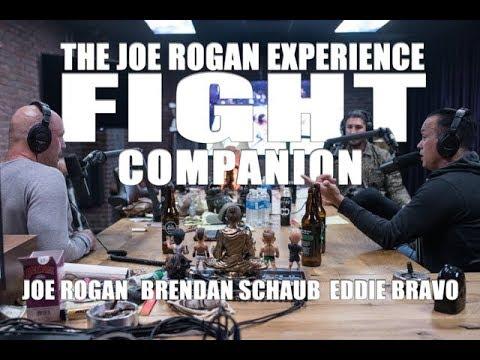 Joe Rogan Experience – Fight Companion – November 10, 2018