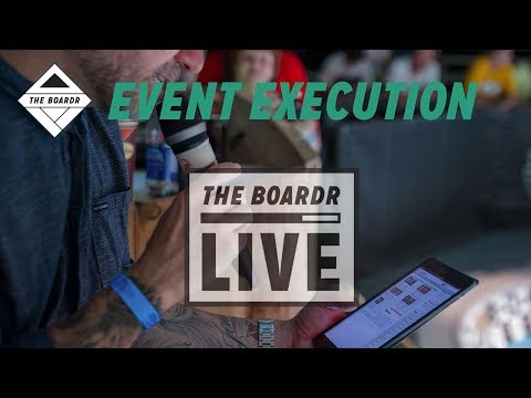 Event Execution: The Boardr Live Skateboarding and Action Sports Scoring System