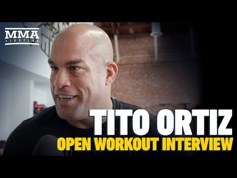 Tito Ortiz Gets Emotional Discussing Visit With Estranged Father – MMA Fighting