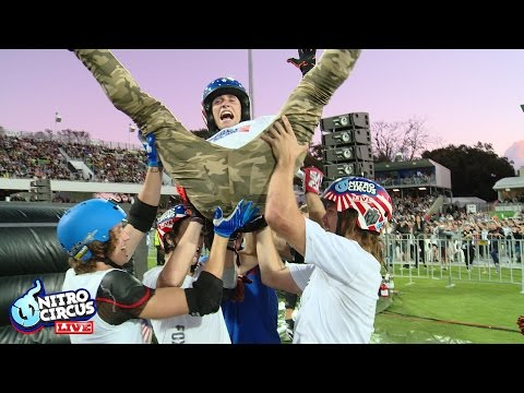 Biggest Action Sports Show in Australia | Nitro Circus Uncovered