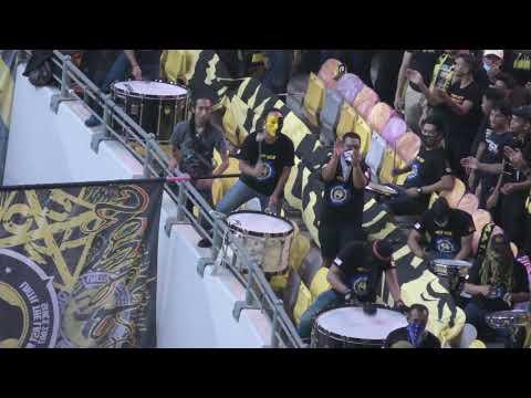Ultras Malaya (Drummer) FULL HD AFF Suzuki 2018 Final Malaysia vs Vietnam Stadium Bukit Jalil