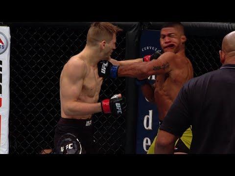 Fight Night Milwaukee: Road to Octagon – Barboza vs Hooker