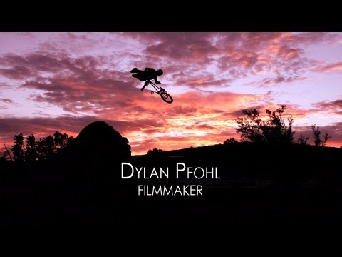 Dylan Pfohl Action Sports Filmmaker