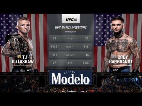 Fight Night Brooklyn Free Fight: TJ Dillashaw vs Cody Garbrandt 2