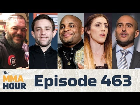 The MMA Hour: Episode 463 (w/ Daniel Cormier, Jon Anik, Ryan Hall, Megan Anderson, Conan Silveira)