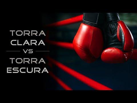 🥊 Torra Clara vs Torra Escura – UFC (Ultimate Fighting Coffee)