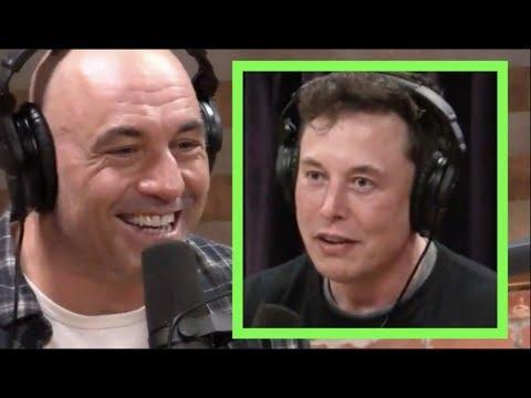 Joe Rogan – The Difficulty of Interviewing Elon Musk