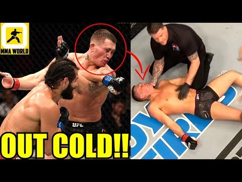 MMA Community Reacts to the Shocking KO in Darren Till vs Jorge Masvidal,UFC London Results