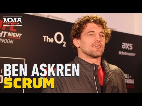 Ben Askren Says He Thinks Colby Covington is 'Scared' of Kamaru Usman, Not Ruling Out Title Shot