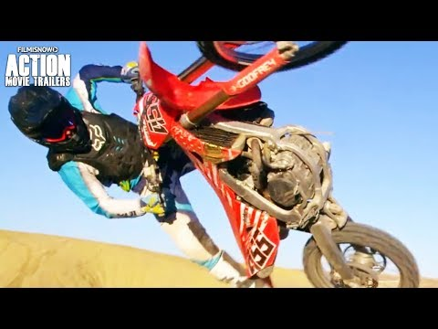 ACTION FIGURES 2 | Trailer for Travis Pastrana Action Sports Movie