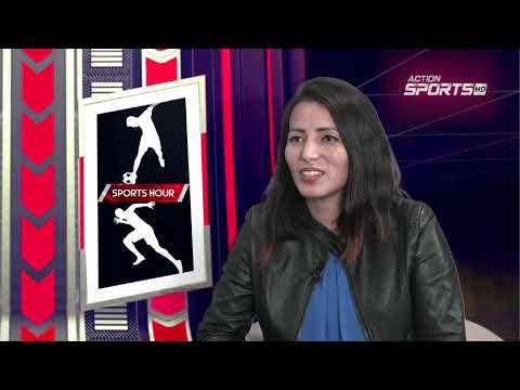 Sports Hour With Kamala Lama   || Action Sports HD