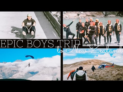 An EPIC week of EXTREME sports in New Zealand & a HUGE mum fail!