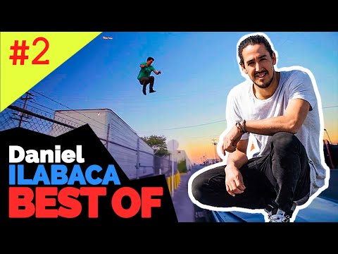 Best of Daniel Ilabaca Parkour/Freerun Compilation (Extreme sports) #2